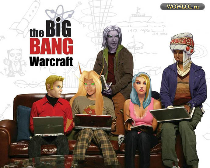 Big Bang Warcraft