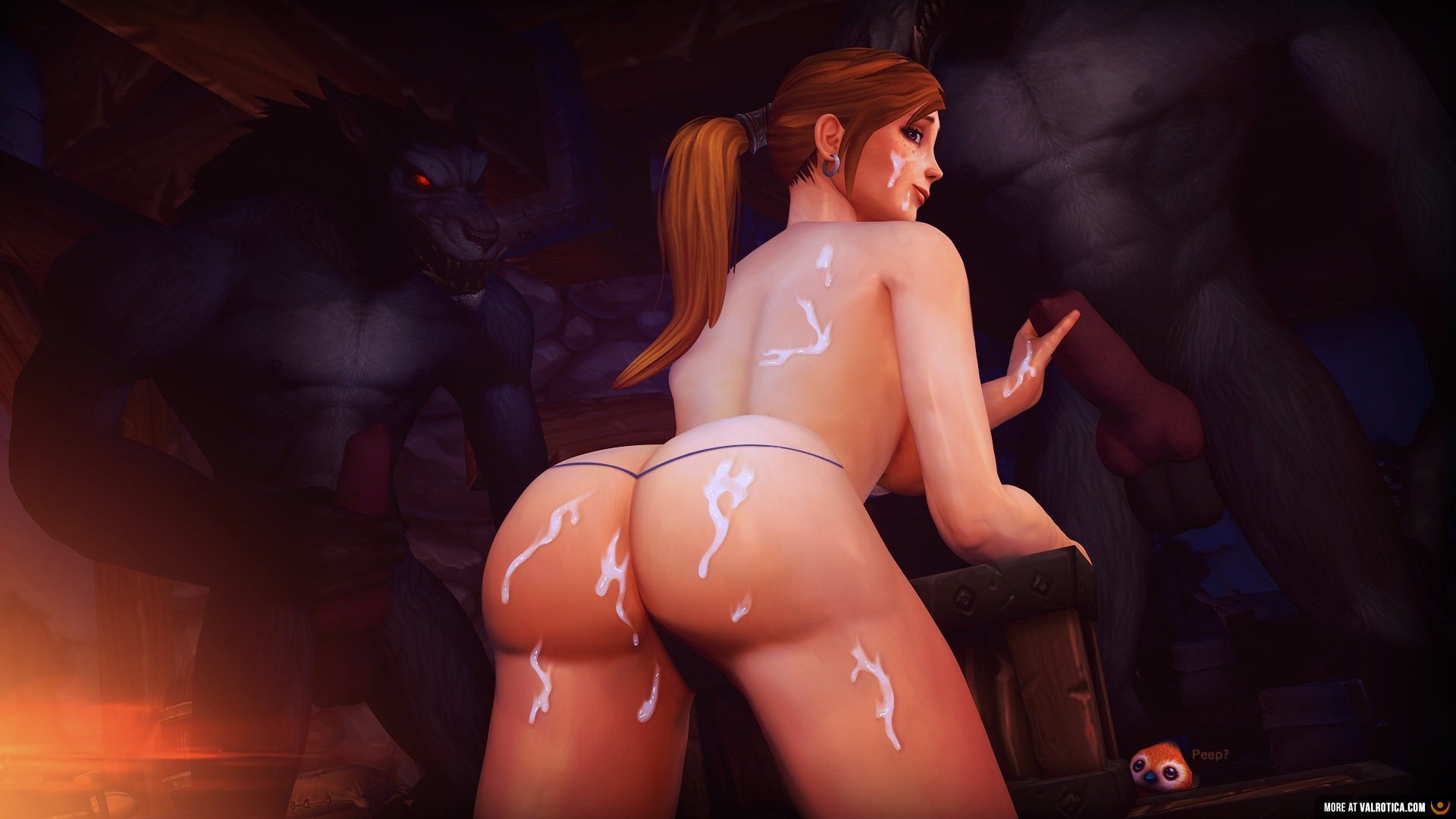 Porn world of warcraft xxx pics adult toons
