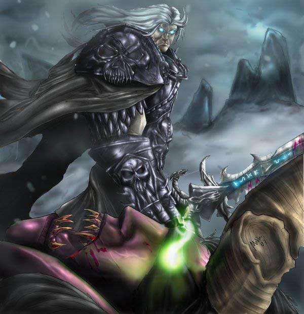 Артас - Пост-WarCraft III
