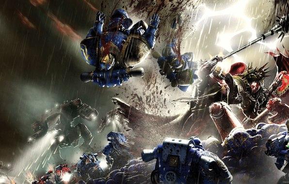 Анонсирован Warhammer: 40 000 Kill Team
