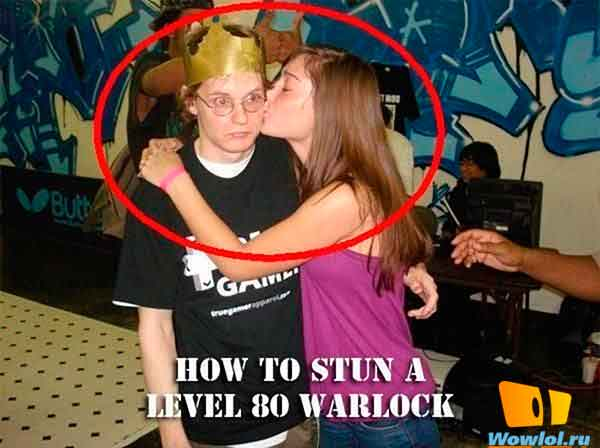 how to stun warlock