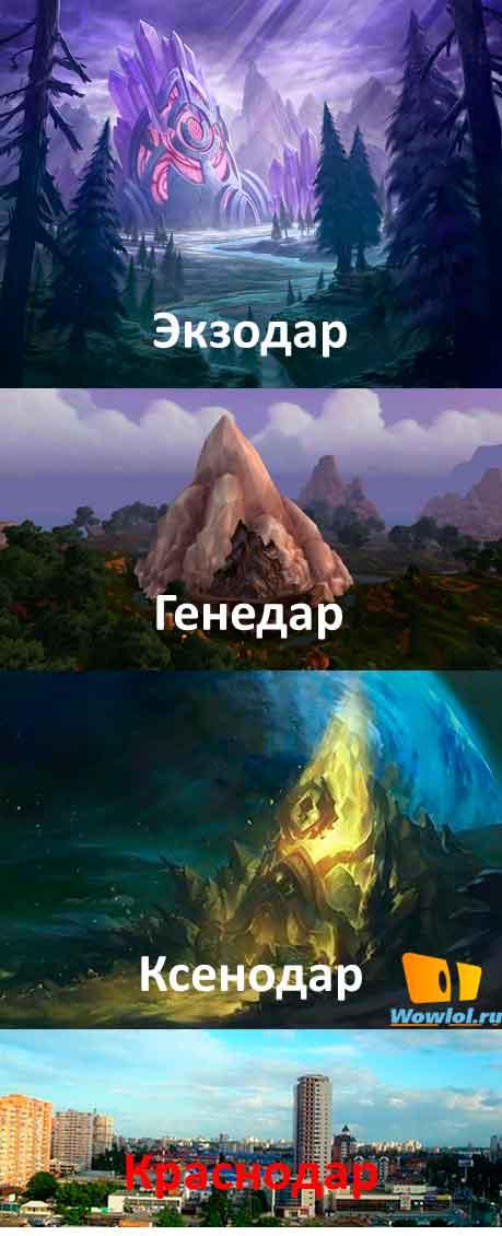 городар)