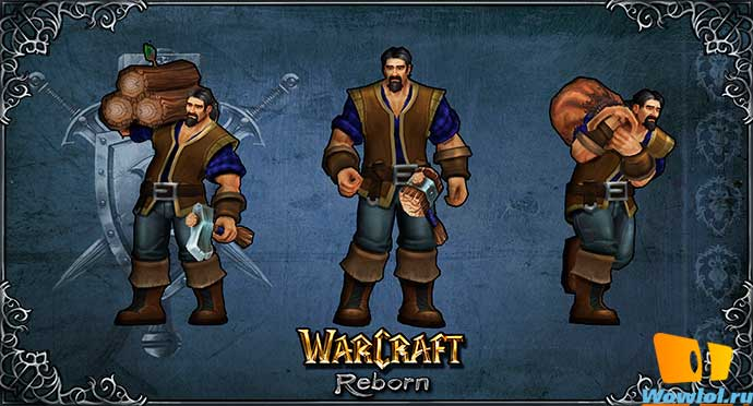 Warcraft 3 : Reborn