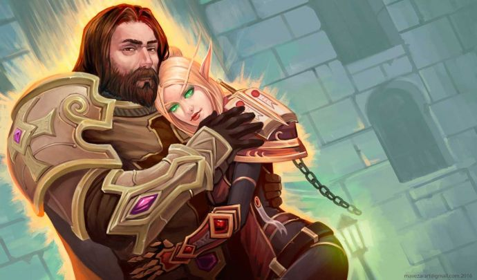 Archerus and Valeera