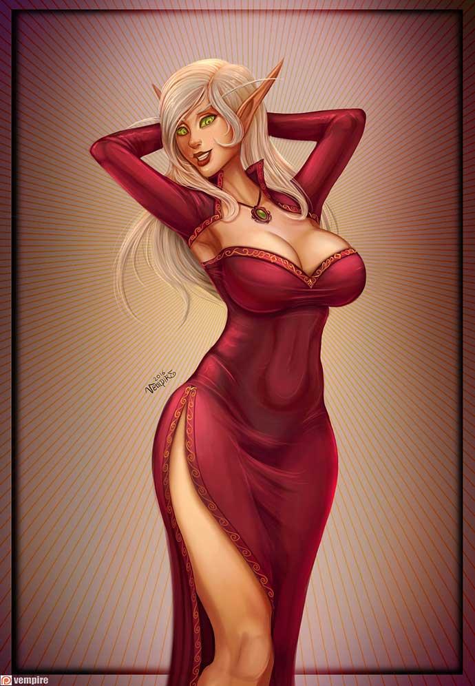 Lynthia by vempire