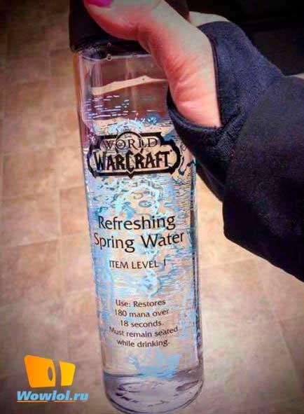Маги готовят правильную воду