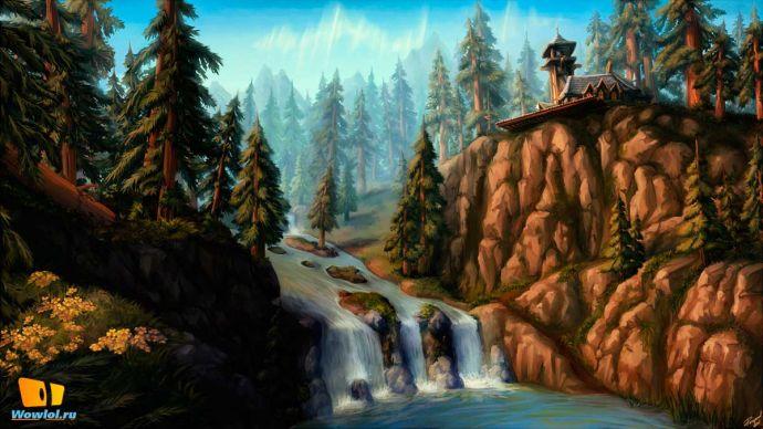 Седые Холмы