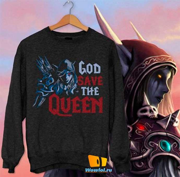 спасение королевы