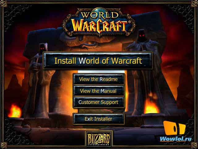 11 февраля 2005 - релиз wow в Европе