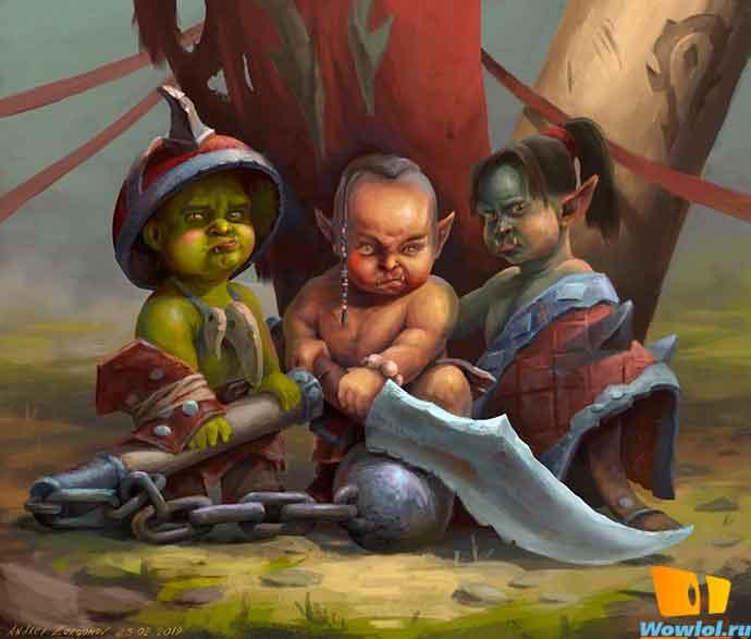 Рожденные быть воинами by Andrey Zargonov