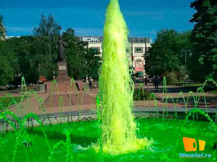 В России обнаружен источник скверны!