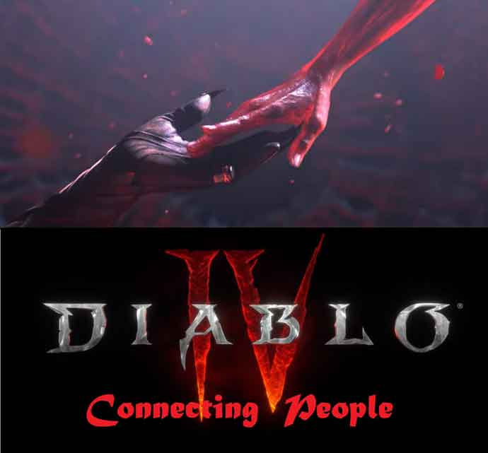 Diablo 4 Connecting People